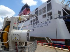Cavotec AMP systems officially opened at Stena Line ferry berths in Hoek van Holland (Rotterdam)
