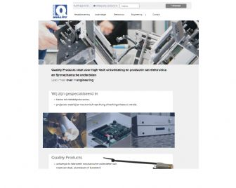 Bezoek de website van Quality Products