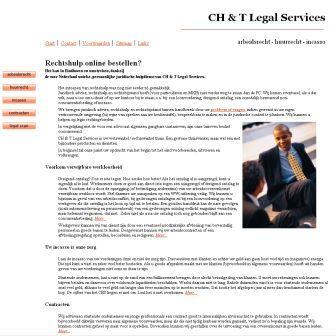 Bezoek de website van CH & T Legal Services
